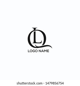 LQ latter logo design for use any business purpose