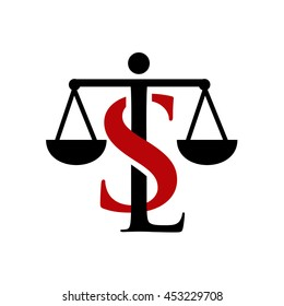 l scale images stock photos vectors shutterstock rh shutterstock com Criminal Justice Clip Art Scales of Justice Icon