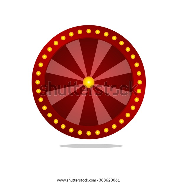 When Healthcare Is All In Luck Of Draw >> Lucky Draw Circlevector Illustration Stock Vector Royalty Free