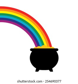 Rainbow Treasure Images Stock Photos Vectors Shutterstock