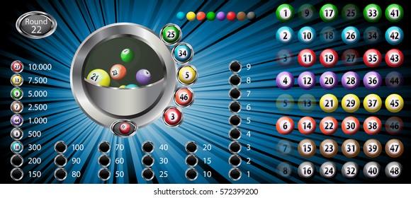 Lucky six lotto