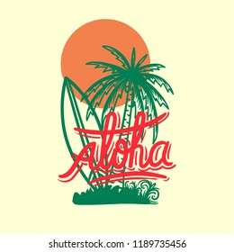 The Lucky Summer,Surf-Destroy-Snack And Repeat.Aloha ....