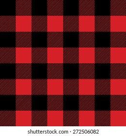 Lumberjack Plaid Flanel Texture