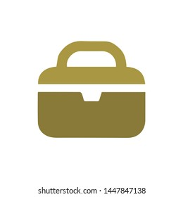 lunchbox icon. Logo element illustration. lunchbox design. colored collection. lunchbox concept. Can be used in web and mobile