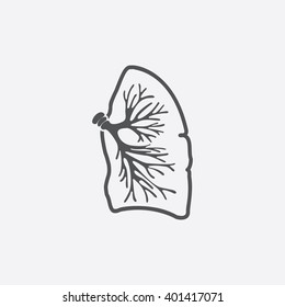 Lungs icon.