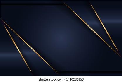 luxurious dark navy background. elegant  modern background. eps vector