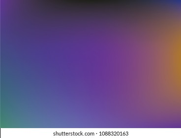 Luxury Holographic Neon Vector Background. Iridescent Gradient Spring or Summer Cover, Banner Texture. Tech Contrast Teal Texture, Abstract Lights, Paper. Luxury Holographic Background.
