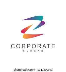 Luxury Letter Z Logo, Modern Letter Z Logo template