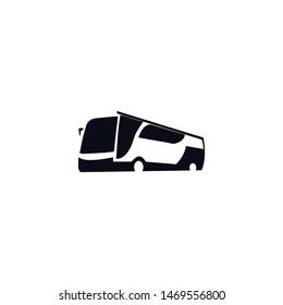 Luxury logo . Abstract logo. Minimalistic . Creative logo. Beautiful and simple element. Bus logo