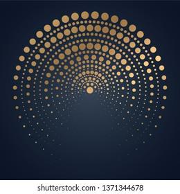 luxury mandala. abstract background.