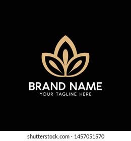 Luxury Premium Cosmetic Logo Template