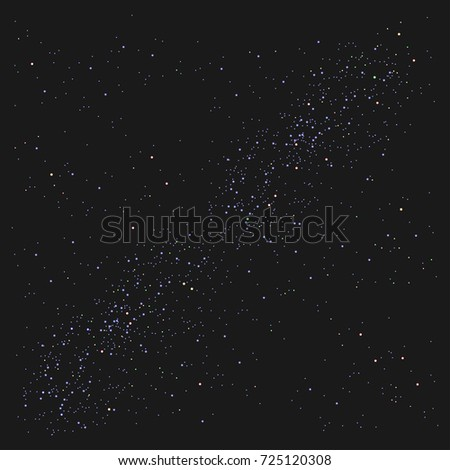 luxury starry night design modern background stock vector royalty