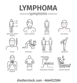 Lymphoma Symptoms Images, Stock Photos & Vectors   Shutterstock
