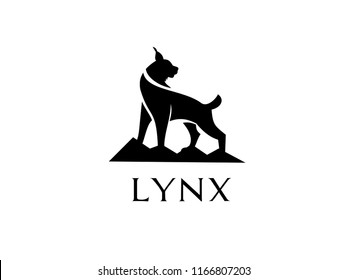 lynx logo icon designs