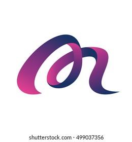 M abstract Logo