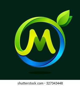 M Colorful Flower Letter Images, Stock Photos & Vectors   Shutterstock