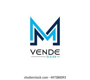 M Logo Images Stock Photos Vectors