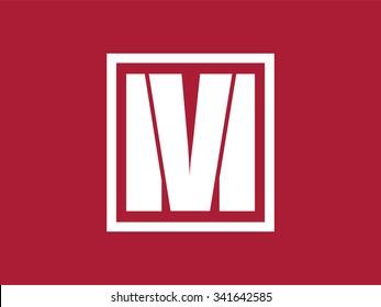 M and V Logo