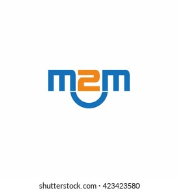 m2m happy logo