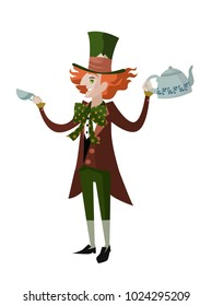mad hatter classic tale character