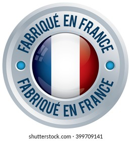made in france rosette in french language