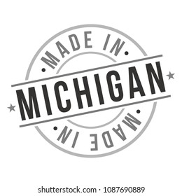Made In Michigan >> Made In Michigan Stamp Images Stock Photos Vectors