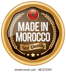made in morocco icon