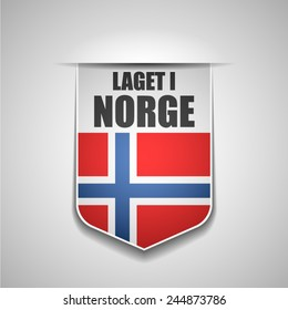 Made in Norway shield