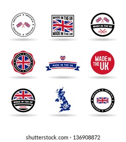Made in the UK. Vol 1.