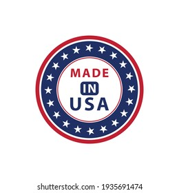 made in usa stamp seal