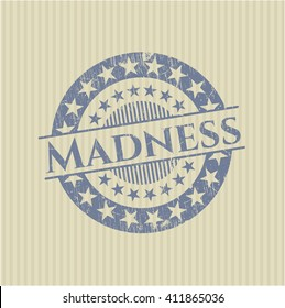 Madness rubber seal
