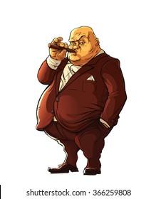 Mafia boss  Boss of a mafia clan.
