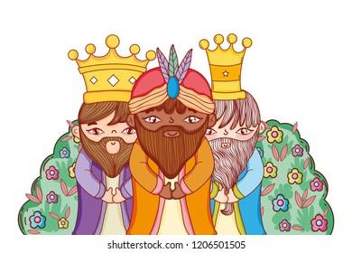 magi biblical characters