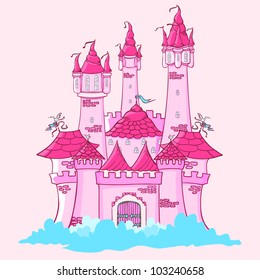 Magic castle.
