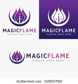 Magic Flame Logo