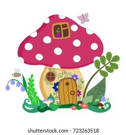 Toadstool Images Stock Photos Amp Vectors Shutterstock