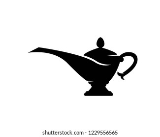 Royalty Free Genie Silhouette Stock Images Photos Vectors