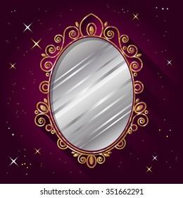 Magic Mirror.