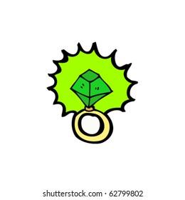magic ring cartoon
