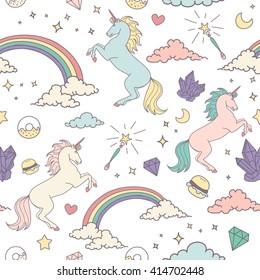 Unicorn I POOP Rainbows Rétro émail Tasse-Magique Animal Poo Funny
