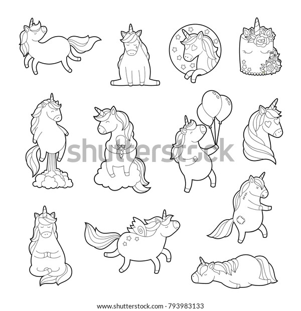 Set of Emoji coloring page | Free Printable Coloring Pages | 620x600