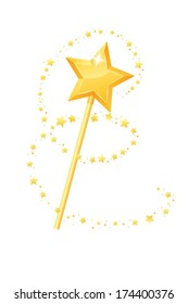 Magic wand.