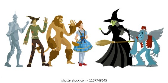 magical fantasy team