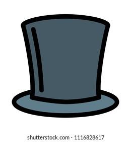 Magician Tall Hat