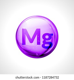 Magnesium Icon Images, Stock Photos & Vectors | Shutterstock