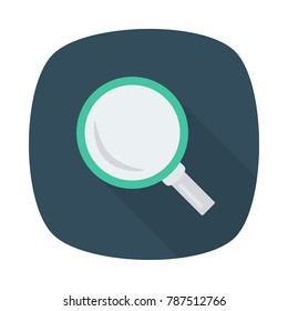 magnifier finder glass
