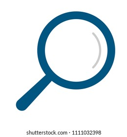 magnifying glass - search icon - zoom or find symbol