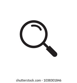 Magnifying glass,research,find icon vector,lens,look magnifier.loupe sign, modern flat symbol vector illustration sign for web and mobile app