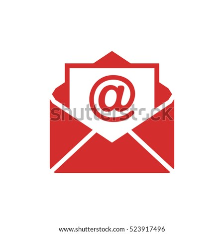 mail icon stock vector royalty free 523917496 shutterstock