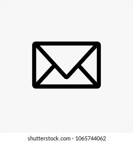 Mail icon vector, Envelope icon, Email icon vector